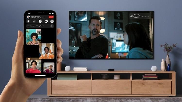"""蘋果正式發布 iOS 15 系統更新 更注重""""面對面的交流""""截圖"""