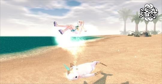 MMORPG游戏《洛奇》星尘系统更新上线 2nd力量的源泉与碰撞截图
