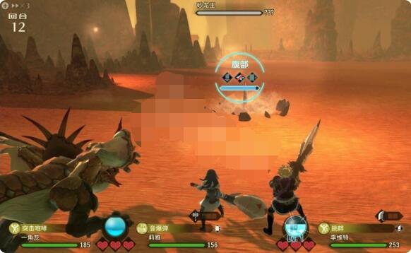 怪物猎人物语2砂龙王怎么打?怪物猎人物语2破灭之翼砂龙王打法介绍截图