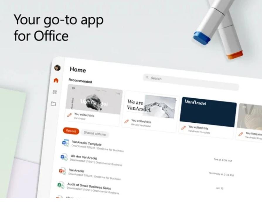 微軟發布 iOS 版 Office  2.51 預覽版更新 進一步改進 PDF 閱讀