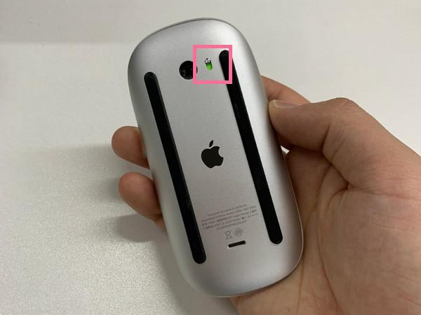 蘋果鼠標怎樣配對電腦?蘋果鼠標配對電腦教程