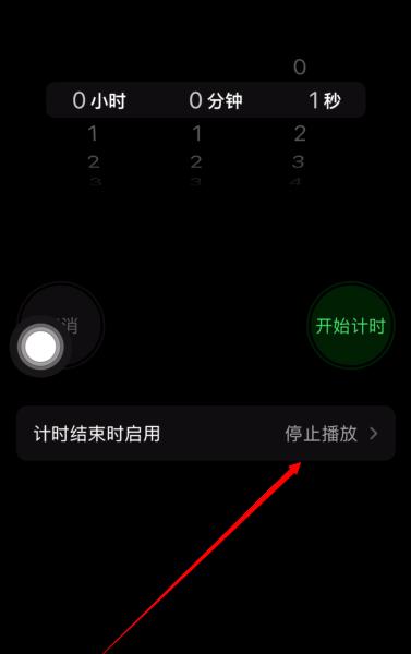 怎樣開啟蘋果手機定時暫停?蘋果手機開啟定時暫停功能分享截圖