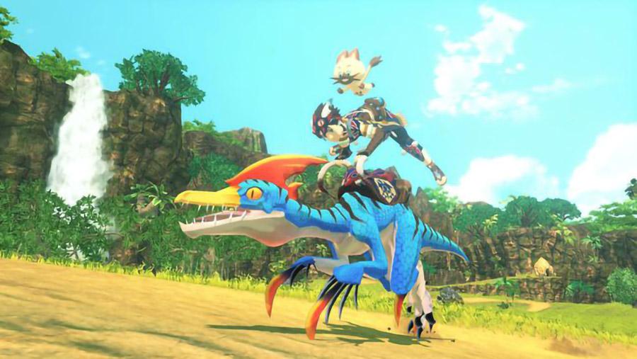 怪物猎人物语2试炼任务1怎么做?怪物猎人物语2破灭之翼试炼任务1攻略截图