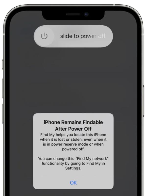 """蘋果 iOS 15""""查找""""功能新變化 關機也能跟蹤"""