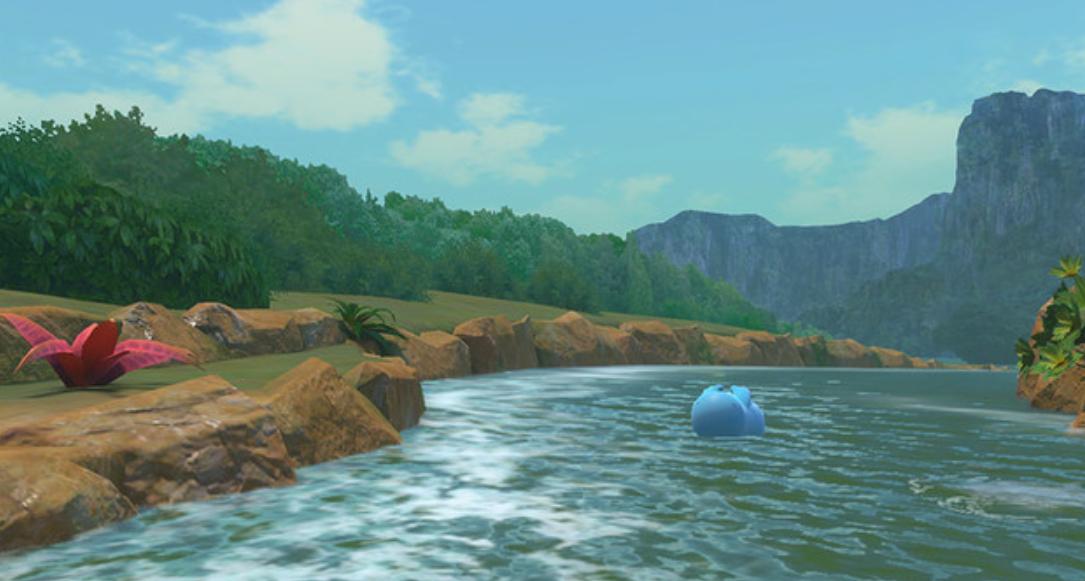 《New宝可梦随乐拍》全新免费更新上线 追加新区域新宝可梦截图