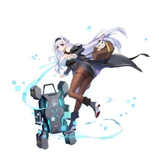 """RPG手游《异界事务所》更新全新女角色""""路西德""""截图"""