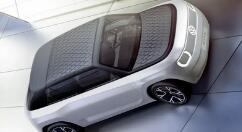 大众展出新电动概念车 ID.Life 2025年推出售价2万欧元