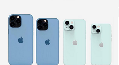 iphone13系列参数是什么?iphone13系列参数对比介绍