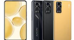 中兴 Axon 30 至臻版9月29日全渠道开售 线上预售已开启