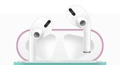 苹果 AirPods 3 可能会很快发布 或已量产出货