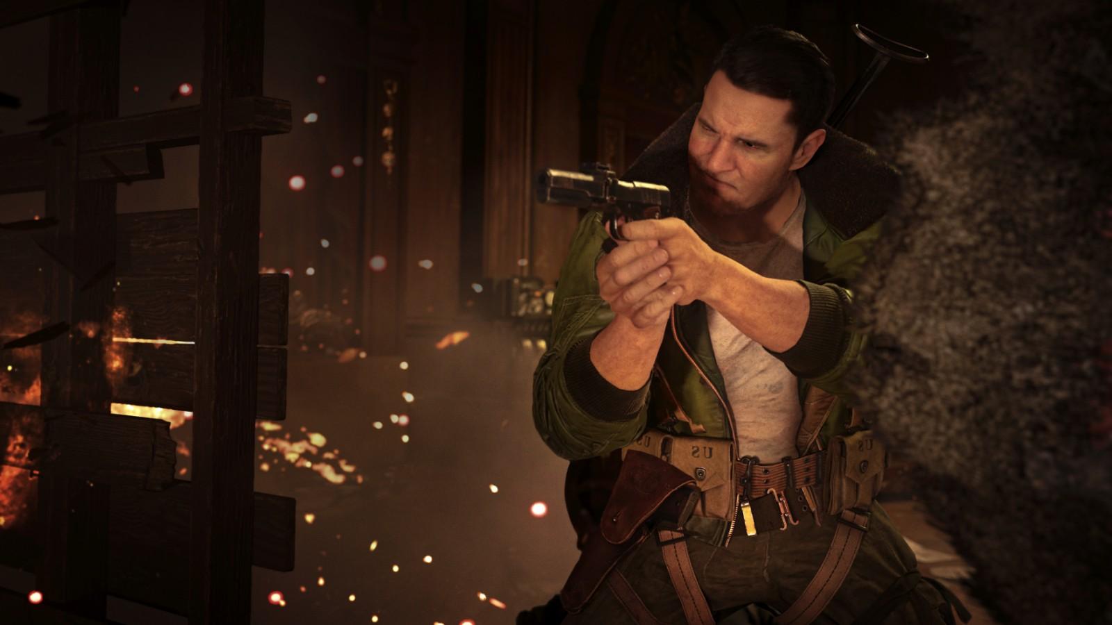 《使命召唤:先锋》PC配置要求公布 新截图赏截图