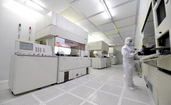 """华微电子全速推进""""中国芯""""崛起 芯片国产化替代截图"""