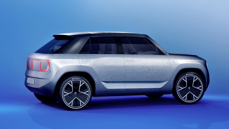 大众展出新电动概念车 ID.Life 2025年推出售价2万欧元截图