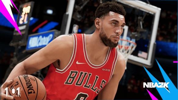 《NBA 2K22》所有版本今天正式公布截图
