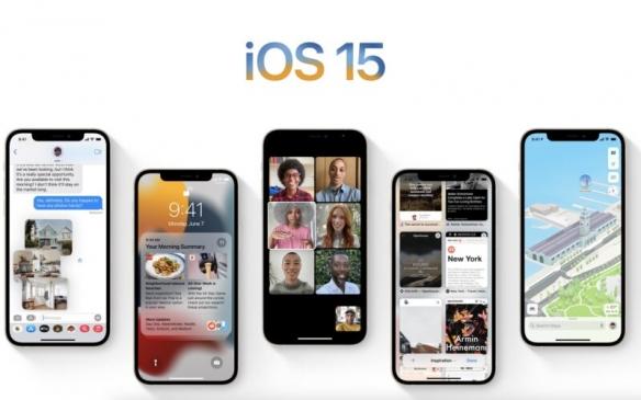 苹果用户升级到iOS 14.8、iOS 15的15天后将无法再降级
