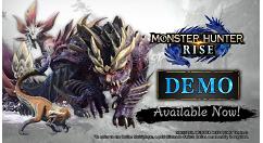 《怪物猎人:崛起》PC试玩版在Steam上架啦