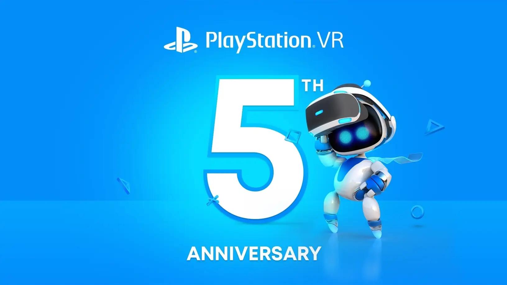 PSVR 5周年赠送三款PSVR游戏 PS+会员11月六款游戏免费体验