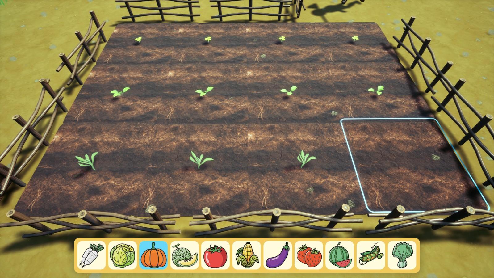 开放世界模拟游戏《梦境彼方:乡村生活》2022年登陆Steam