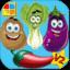 蔬菜单词图卡V2