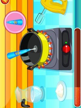 自制棉花糖游戏截图